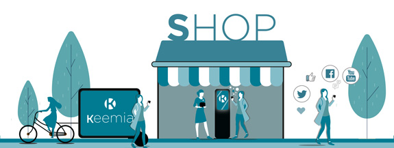 Retail Marketing - Keemia Bordeaux Agence marketing local en region Aquitaine