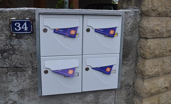 Orange Dépôt et diffusion Keemia Bordeaux Agence marketing local en region Aquitaine