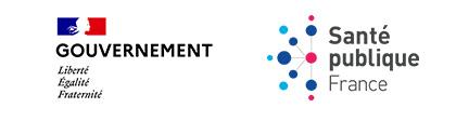 Logos gouvernement francais et santé publique - keemia bordeaux agence marketing local en région aquitaine