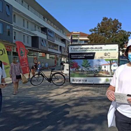 Promotion programme SOVI avec bike'com - Keemia Bordeaux agence de Marketing de référence Locale en région Aquitaine