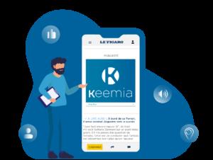 Digital Media - Keemia Bordeaux - Agence de Marketing Locale en Région Aquitaine