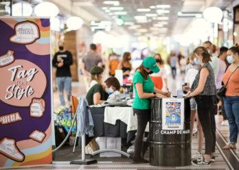 Association du centre commercial du champs de mars - -keemia Bordeaux agence marketing locale en région Aquitaine