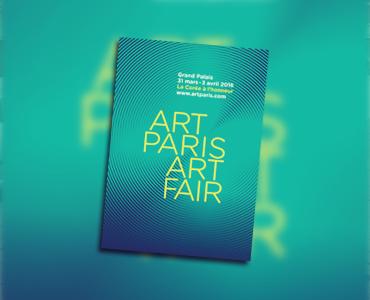 Art Paris Art Fair 2016 - Keemia Communication OOH - Agence conseil et opérationnelle, Hors média & Solutions OOH