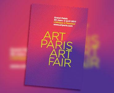 Art Paris Art Fair 2017 - Keemia Communication OOH - Agence conseil et opérationnelle, Hors média & Solutions OOH