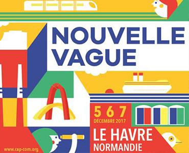 Forum Cap'Com au Havre - Keemia Communication OOH - Agence conseil et opérationnelle, Hors média & Solutions OOH