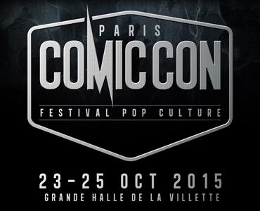 Festival Comic Con Paris - Keemia Communication OOH - Agence conseil et opérationnelle, Hors média & Solutions OOH