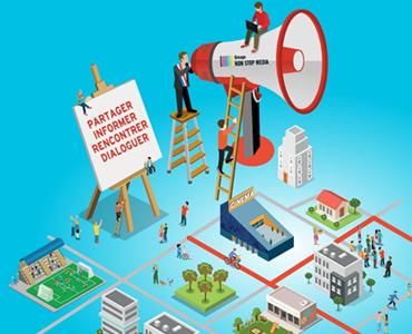 Conférence sur le Street Marketing - Keemia Communication OOH - Agence conseil et opérationnelle, Hors média & Solutions OOH