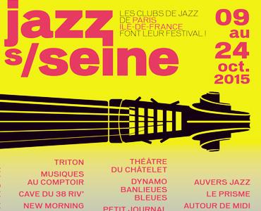 Festival Jazz sur Seine - Keemia Communication OOH - Agence conseil et opérationnelle, Hors média & Solutions OOH