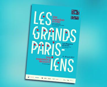 Les Grands Parisiens - Keemia Communication OOH - Agence conseil et opérationnelle, Hors média & Solutions OOH
