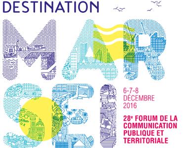 28ème forum Cap'Com à Marseille - Keemia Communication OOH - Agence conseil et opérationnelle, Hors média & Solutions OOH