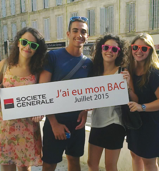 Campus - baccalaureat - Keemia Communication OOH et hors-media