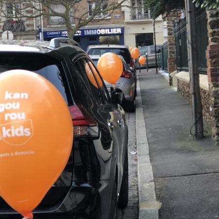 Effet surprise avec Kangourou Kids - Keemia Communication OOH - Agence conseil et opérationnelle, Hors média & Solutions OOH