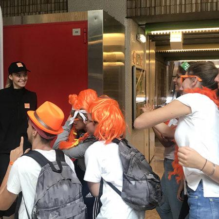 La 4G by Orange ça décoiffe - Keemia Communication OOH - Agence conseil et opérationnelle, Hors média & Solutions OOH