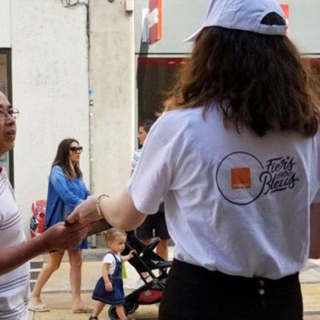Fiers d'être Oranges - Keemia Communication OOH - Agence conseil et opérationnelle, Hors média & Solutions OOH