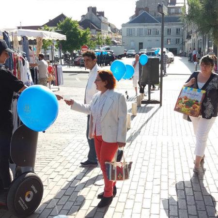 Smart fait rouler la Picardie - Keemia Communication OOH - Agence conseil et opérationnelle, Hors média & Solutions OOH
