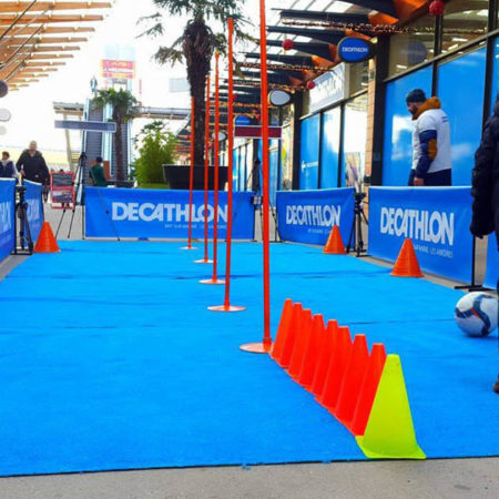 decathlon street marketing agence keemia Paris