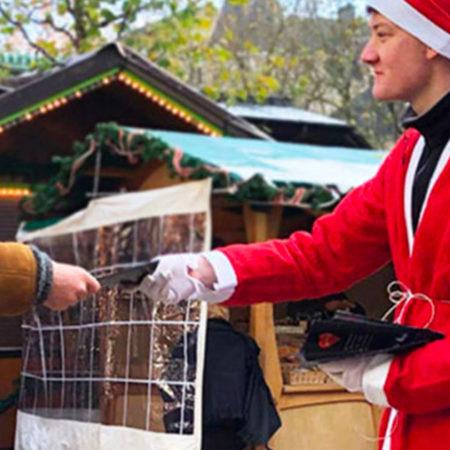 Moselle Attractivité habillée pour Noël ! - Keemia Communication OOH - Agence conseil et opérationnelle, Hors média & Solutions OOH