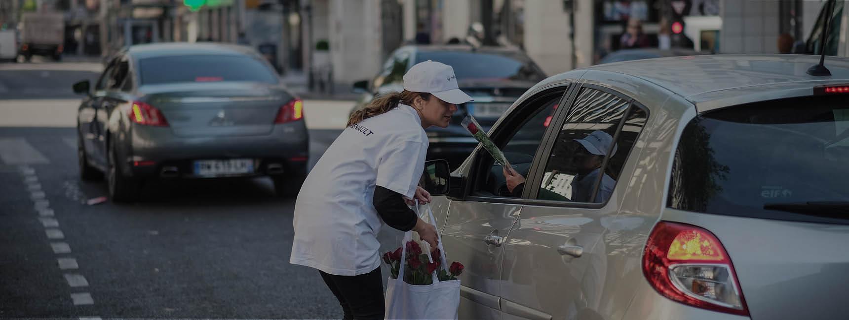 renault roses street marketing agence keemia