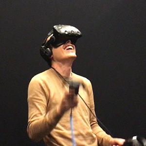 Réalité Virtuelle - Keemia Digital - Digital Activation Factory