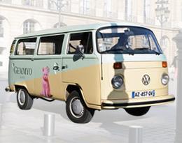 Combi Volkswagen - Keemia Event et Expérience