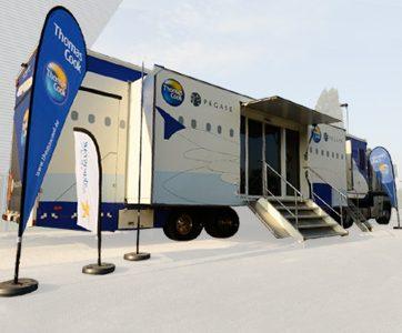 Camions evenementiels event truck - Keemia Event et Expérienceet Expérience