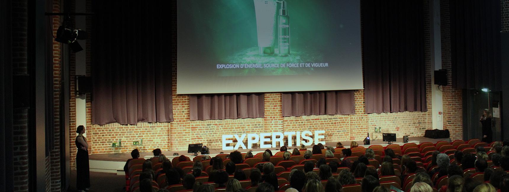événement René Furterer - Keemia Event et Expérience Agence événementielle et roadshow