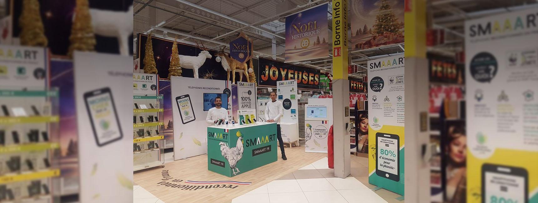 XPOP Pop Up Store boutique éphémère - Keemia Event & Expériences, agence événementielle et roadshows
