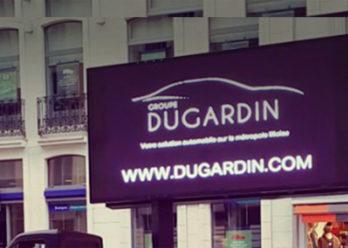 Dugardin Affichage mobile Keemia Lille Agence marketing local en région Nord