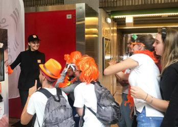 Orange animation et street marketing Keemia Lille Agence marketing local en région Nord