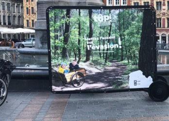 office de tourisme boulonnais affichage en bike com keemia lille agence marketing locale en region nord et haut de france