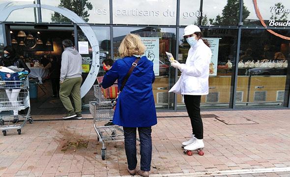 Street-Marketing pour Mama Wax - Keemia Lille agence de marketing locale en région haut de france