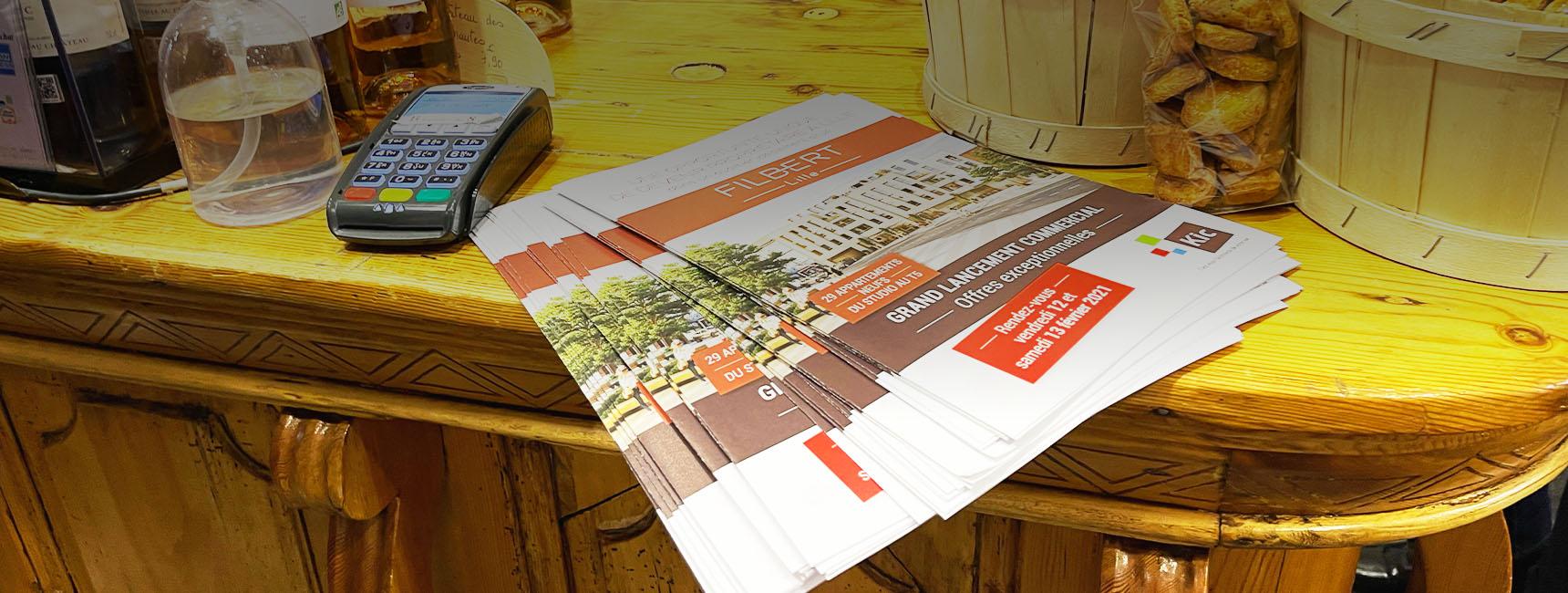 street marketing-sac-a-pain-Keemia Lille-agence-marketing-region-nord