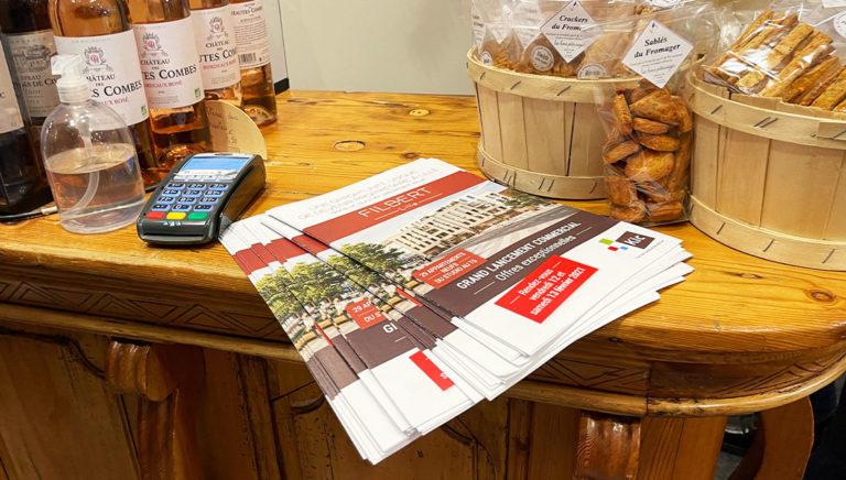 street marketing sac-a-pain Keemia Lille - Agence de Marketing Locale en région Hauts de France