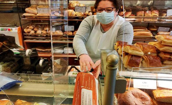 Sac a pain - Visibilité - Keemia Lille - Agence de Marketing Locale en région Hauts de France
