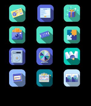 Applications interactives classiques - Keemia Lille - Agence de Marketing Locale en région Hauts de France