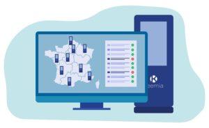 Monitoring en temps réel - Keemia Lille - Agence de Marketing Locale en région Hauts de France