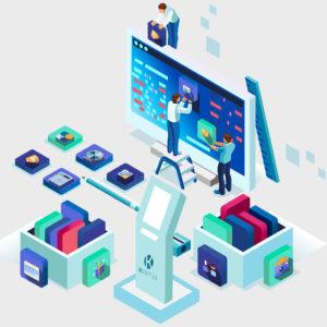 Un large catalogue de module d'activation - Platforme de marketing digital Weezio - Keemia Lille - Agence de Marketing Locale en région Hauts de France