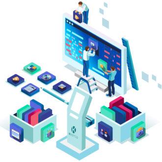 Un large catalogue de module activation - Keemia Lille - Agence de Marketing Locale en région Hauts de France