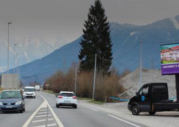 Cogedim Affichage mobile digital Keemia Lyon Agence marketing local en région Rhônes Alpes ²