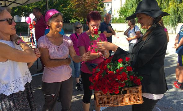 Cogedim street marketing Keemia Lyon Agence marketing local en région Rhônes Alpes