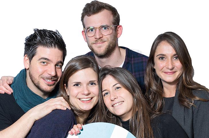 L'équipe Keemia Lyon Agence marketing local en région Rhône-Alpes