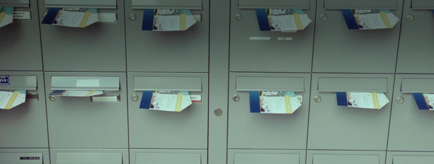 Distribution, dépôt et publipostage - Keemia Lyon Agence marketing local en région Rhône-Alpes