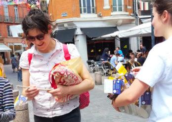 OnlyLyon street marketing Keemia Lyon Agence marketing local en région Rhônes Alpes
