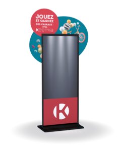 Screeny - Keemia Lyon agence de marketing locale en région Rhône Alpes