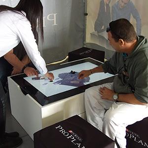 Interface Multitouch - Keemia Lyon agence de marketing locale en région Rhône Alpesssiques - Keemia Lyon agence de marketing locale en région Rhône Alpes