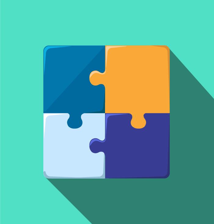 Puzzle - Keemia Lyon agence de marketing locale en région Rhône Alpes