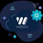 Connectées à weezio - Keemia Lyon agence marketing locale en région Rhône Alpes