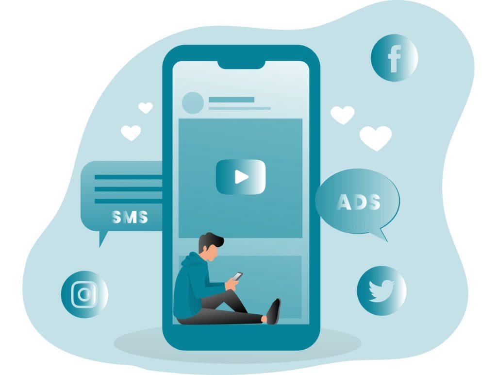Intégrer le digital media - Keemia Lyon agence de marketing locale en région Rhône Alpes