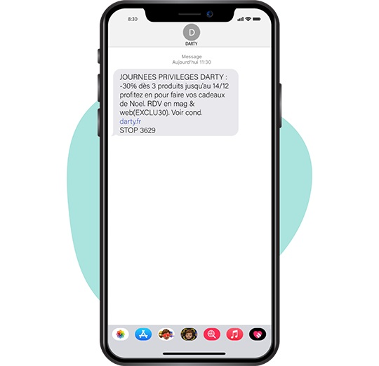 intro sms marketing digital base de donnees - Keemia Lyon agence marketing locale en région Rhône Alpes