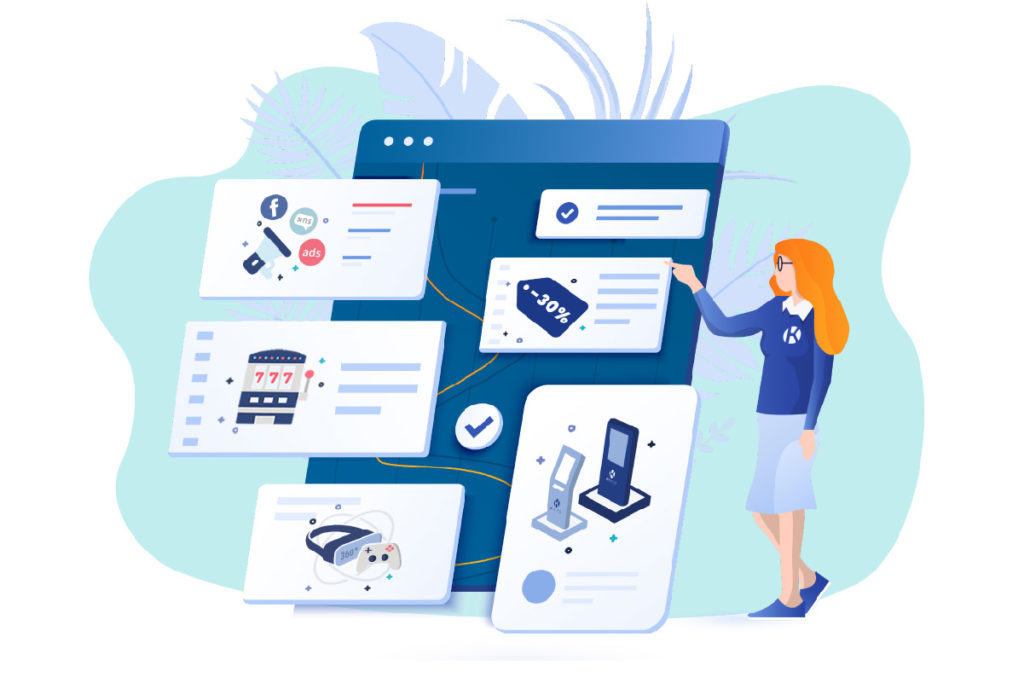 Tous les métiers de l'activation digitale - Keemia Lyon agence de marketing locale en région Rhône Alpes